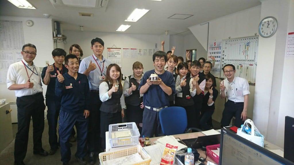 戸田さん御誕生日おめでとう御座います。