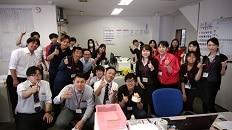 営業1課 宮本課長 happy birthday