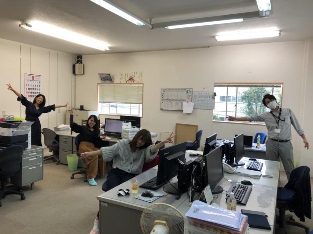 NEW東京営業所♪