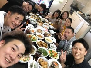ベトナムの料理会!!!