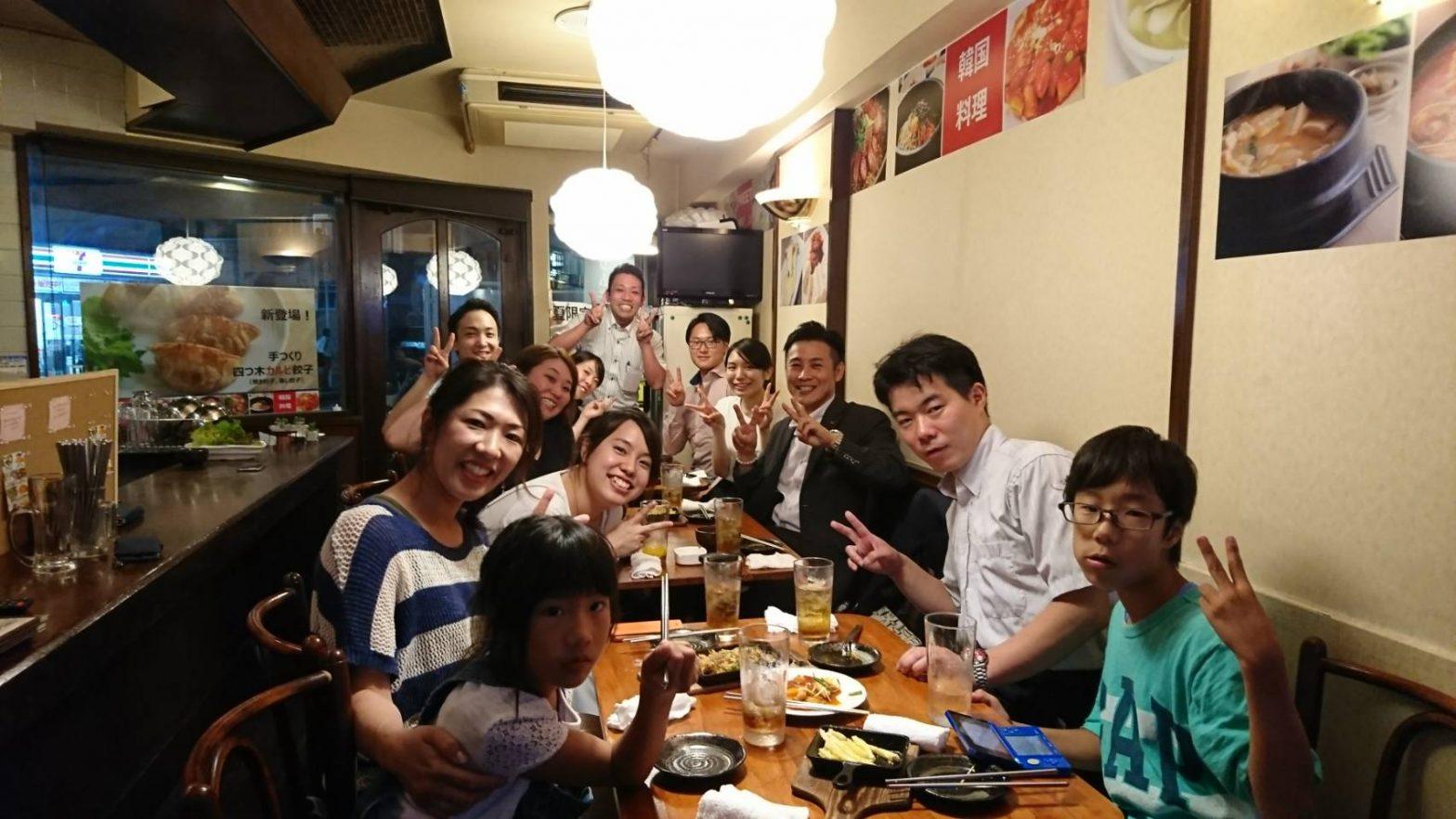 5.6月 東京営業所祝達成会&7月誕生日会