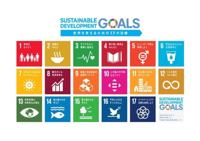 Let's SDGs!