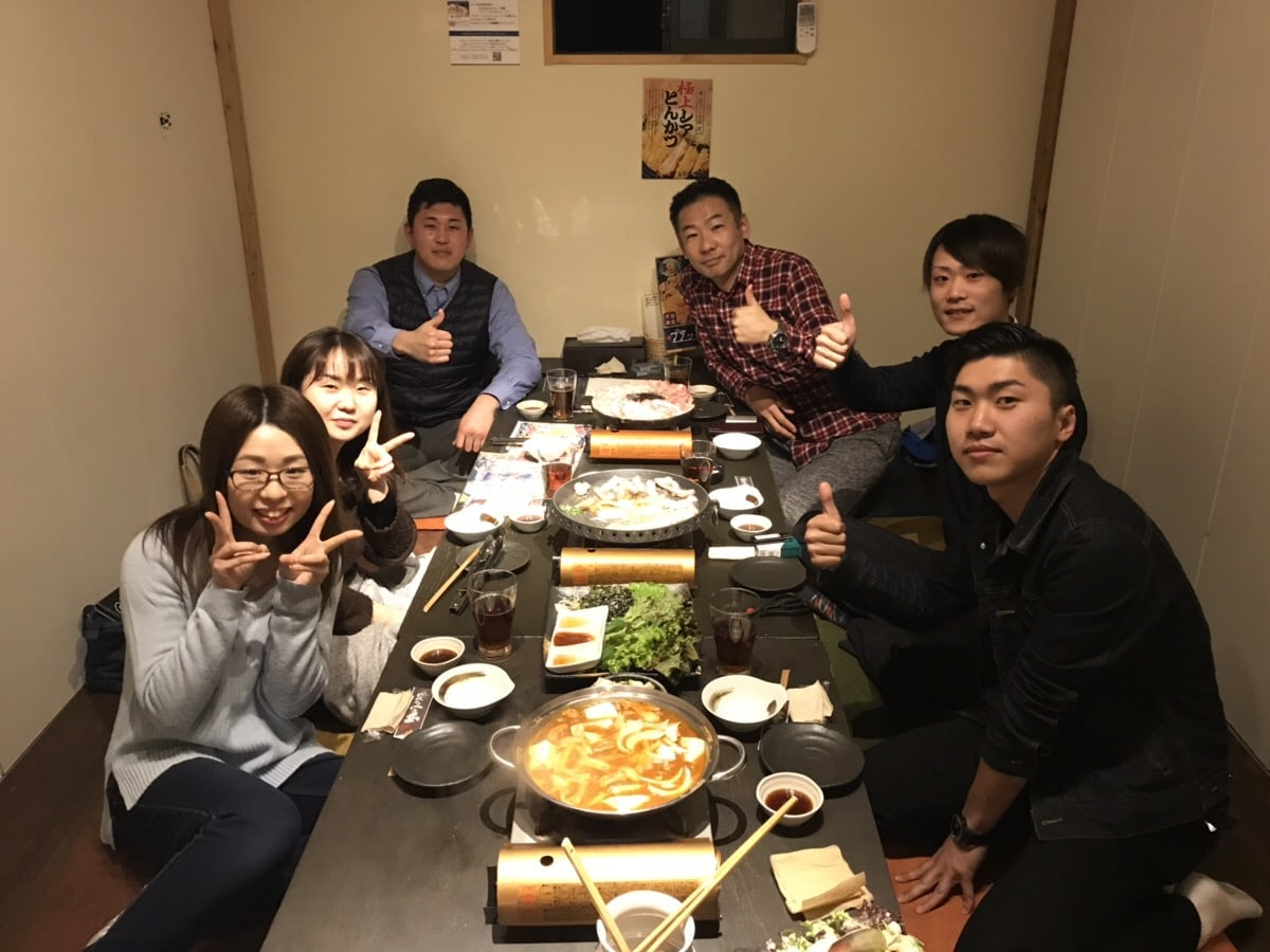 鹿島エリア 第一回食事会・歓迎会!!