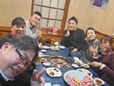 2020年初営業3課11・12月達成食事会☆