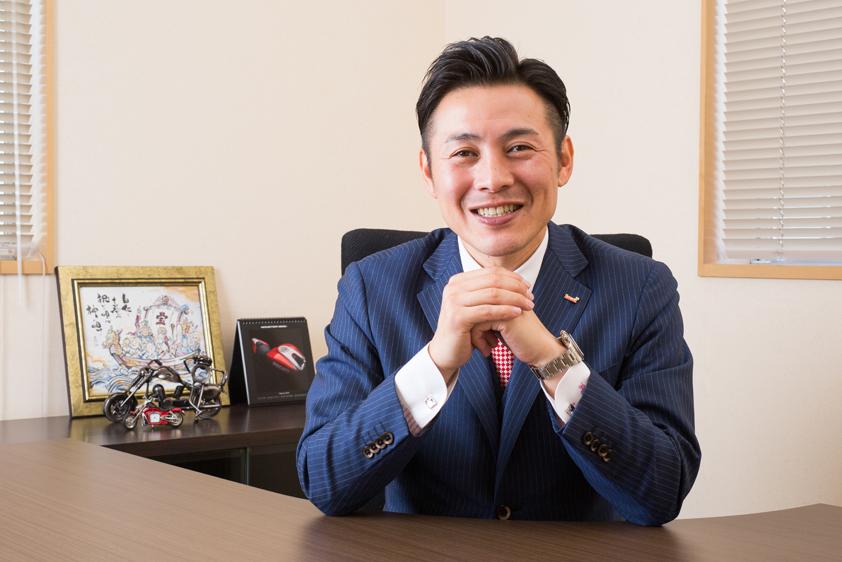 代表取締役 岩井 和彦