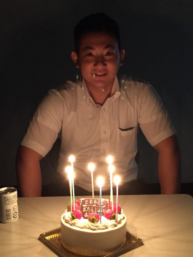 ケーキと髙橋